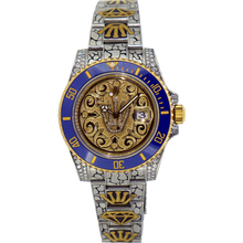 "Load image into Gallery viewer, Rolex Submariner ""Golden Treasure"""