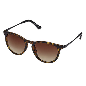 Fastrack C086BR1 Oval Sunglasses Size - 50 Tortoise / Brown