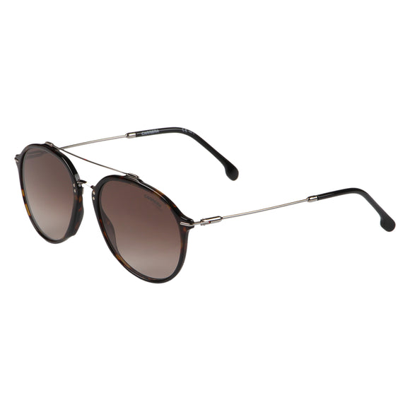 Carrera CA-171S-086-HA-55 Aviator Sunglasses Size - 55 Tortoise /Brown Gradient