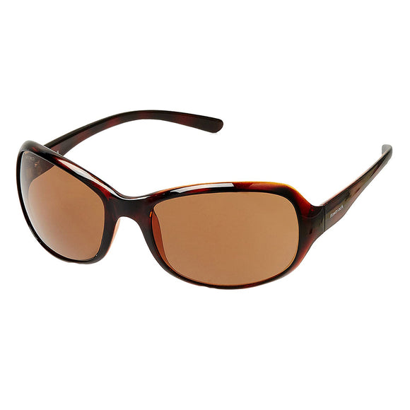Fastrack P180BR1F Bugeye Sunglasses Size - 58 Brown / Brown