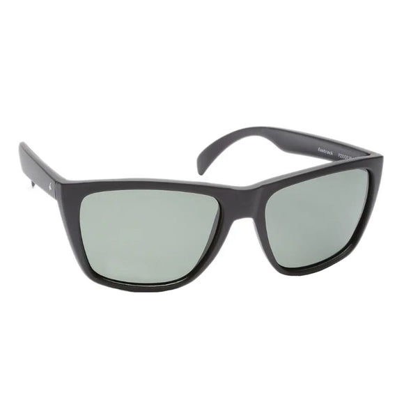 Fastrack P230GR3P Wayfarer Polarized Sunglasses Size - 57 Black / Green