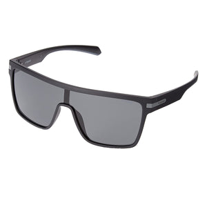 Polaroid PLD-2064S-003-M9 Wayfarer Sunglasses Black / Grey