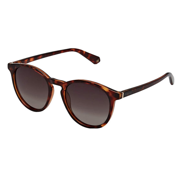 Polaroid PLD-6098S-086-LA-51 Round Sunglasses Size - 51 Brown / Brown