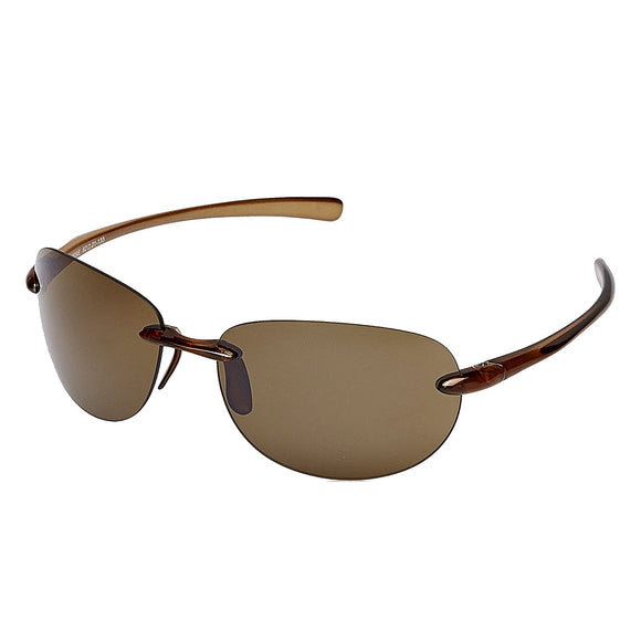 Fastrack R053SL2 Sports Sunglasses Size - 62 Brown / Brown