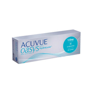 Johnson & Johnson ACUVUE Oasys 1-Day Daily Disposable Contact Lenses (30 lens / Box)