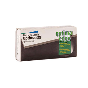 Bausch & Lomb Optima 38 Monthly Disposable Contact Lenses (1 lens / Box)