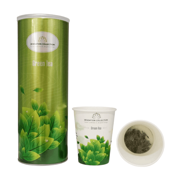 Luxury Green Tea Canister