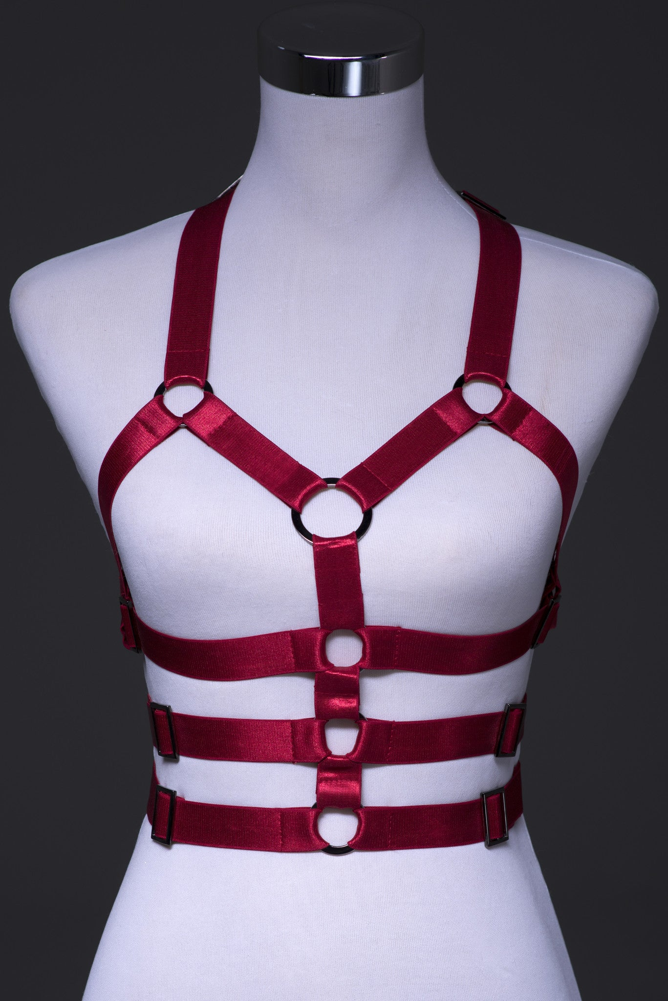 "*LIMITED EDITION* 30/30 ""Devils Spine"" Harness"