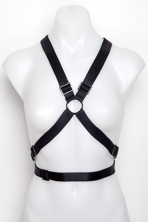 """X"" Crop Harness"