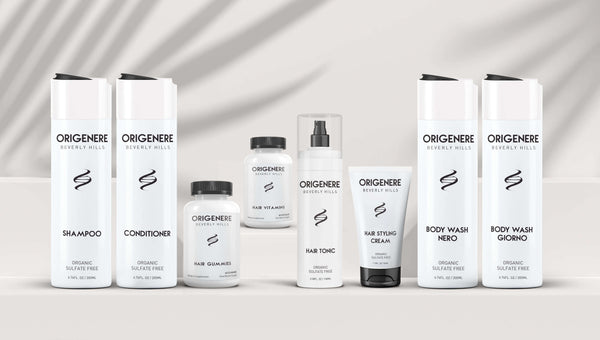 origenere hair and skin care products