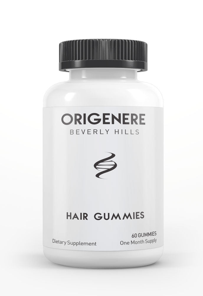 GUMMIES for HAIR LOSS/THINNING HAIR