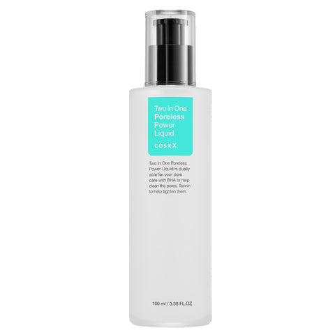 COSRX 2 in 1 Poreless Power Liquid 100ml