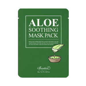 Benton Aloe Soothing Sheet Mask