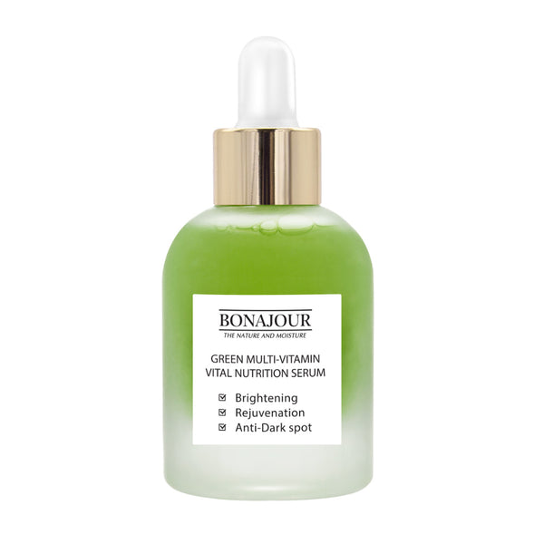 Bonajour Green Multi-Vitamin Vital Nutrition Serum 35ml