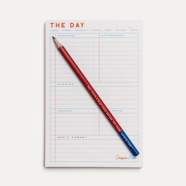 The Day Notepad