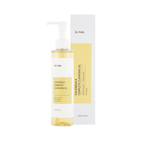 iUnik Calendula Complete Cleansing Oil 200ml