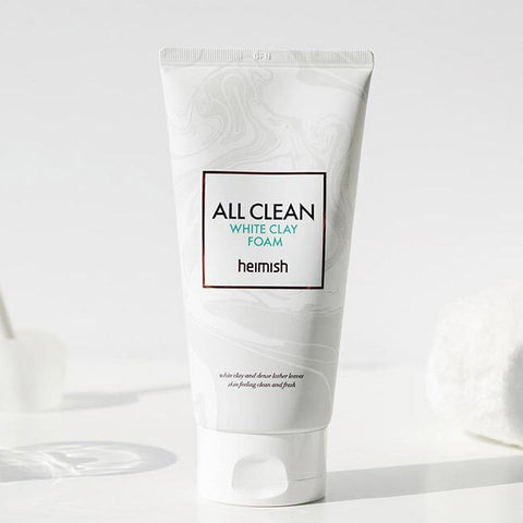 Heimish All Clean White Clay Foam Cleanser 150g