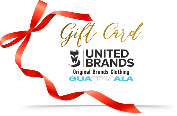 United Brands Guatemala - Gift Card