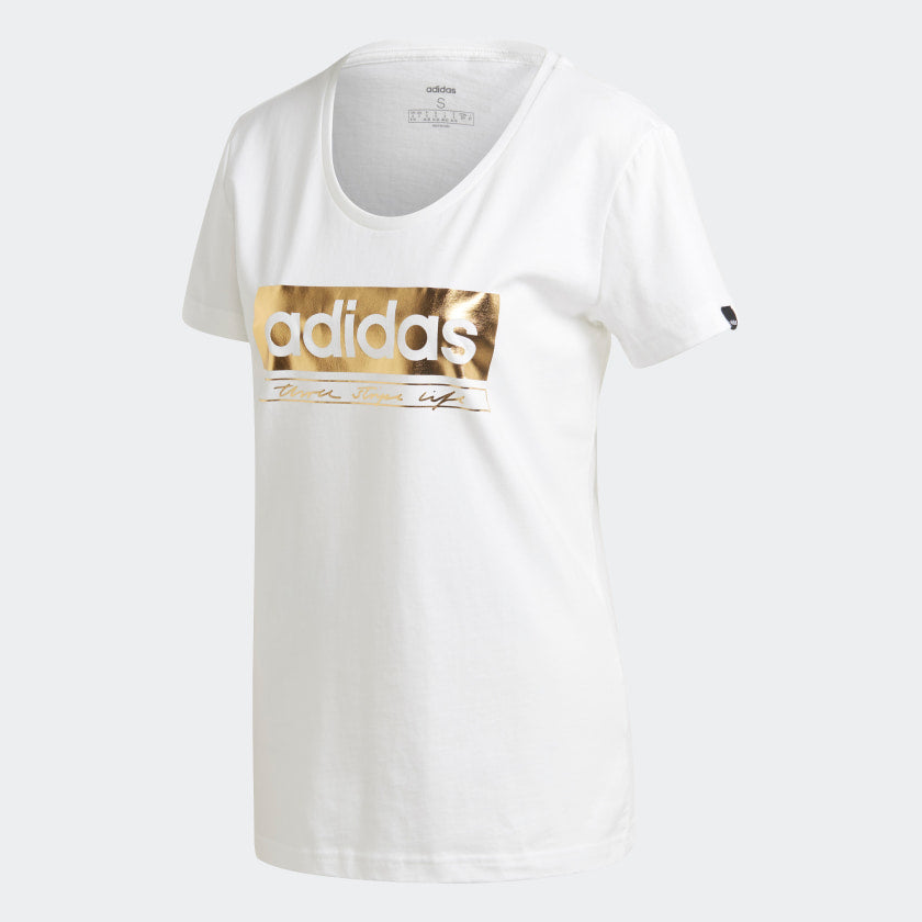 Adidas Foil Graphic tee