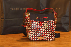 Tommy Small Poppy Tote