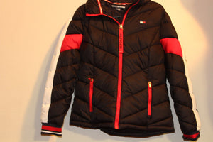 Tommy Hilfiger Sport Patent Quilted Puffer Jacket