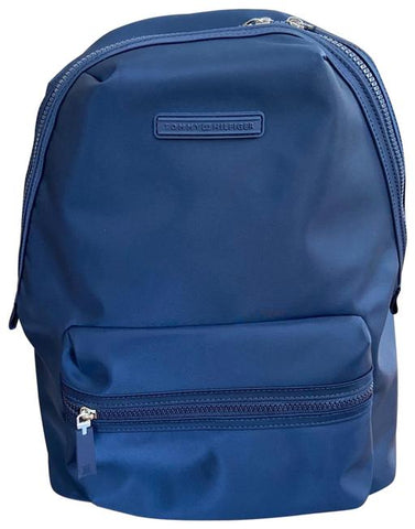Tommy Hilfiger Padded Laptop Sleeve Navy Backpack