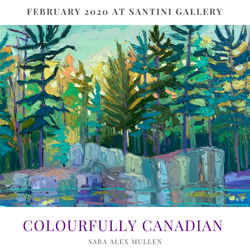 Colourfully Canadian By Sara Alex Mullen