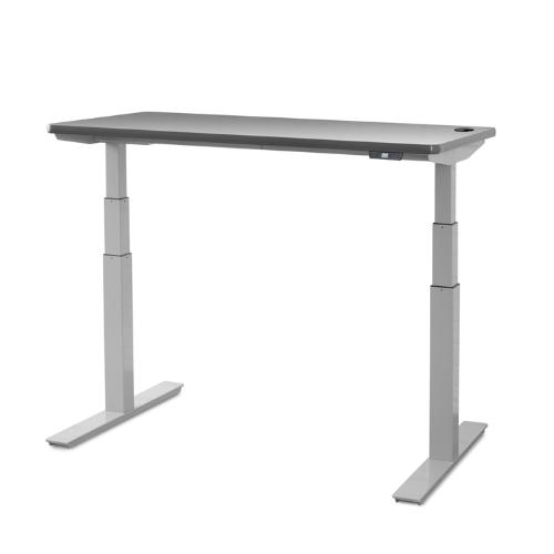 HEIGHT ADJUSTABLE ELECTRIC TABLE 24X48 - UPCENTRIC UP2LV - QUICKSHIP 2 TO 4 DAYS