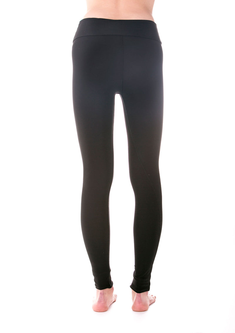 Fleece-Lined High Waisted Leggings