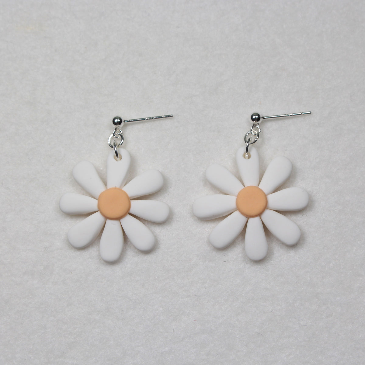 Daisy Drop Stud Earrings