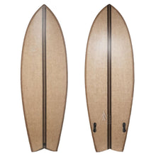 Load image into Gallery viewer, Flax Fish - Eco Evo Surf Sustainable Surfboards ecofriendly