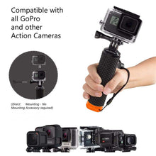 Load image into Gallery viewer, Handlebar Water Floating Mount - GoPro Compatible