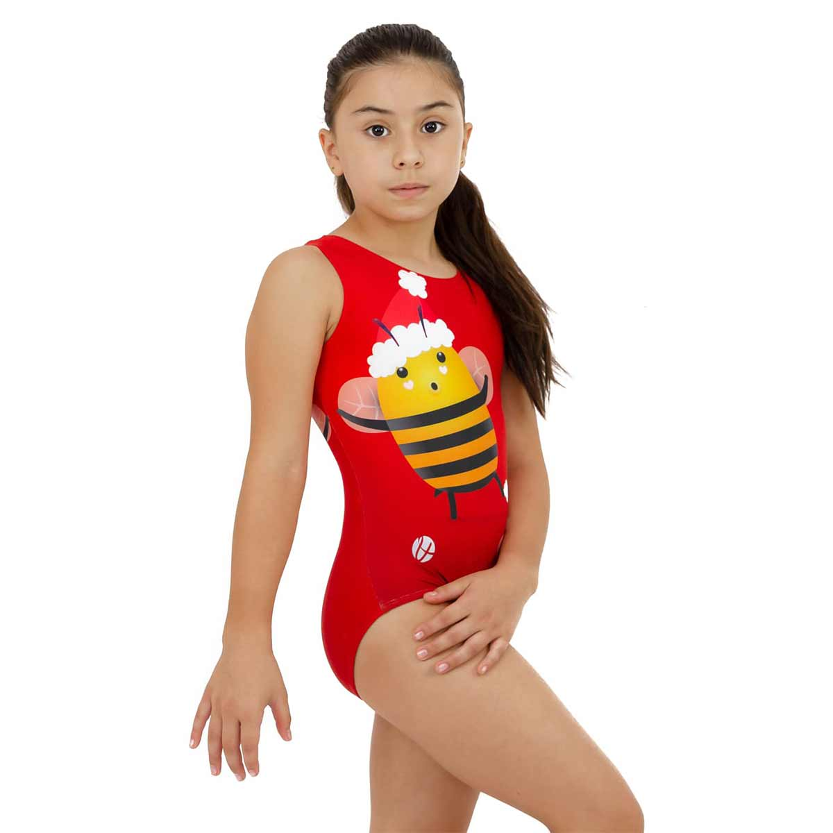 CHRISTMAS BEE TANK LEOTARD