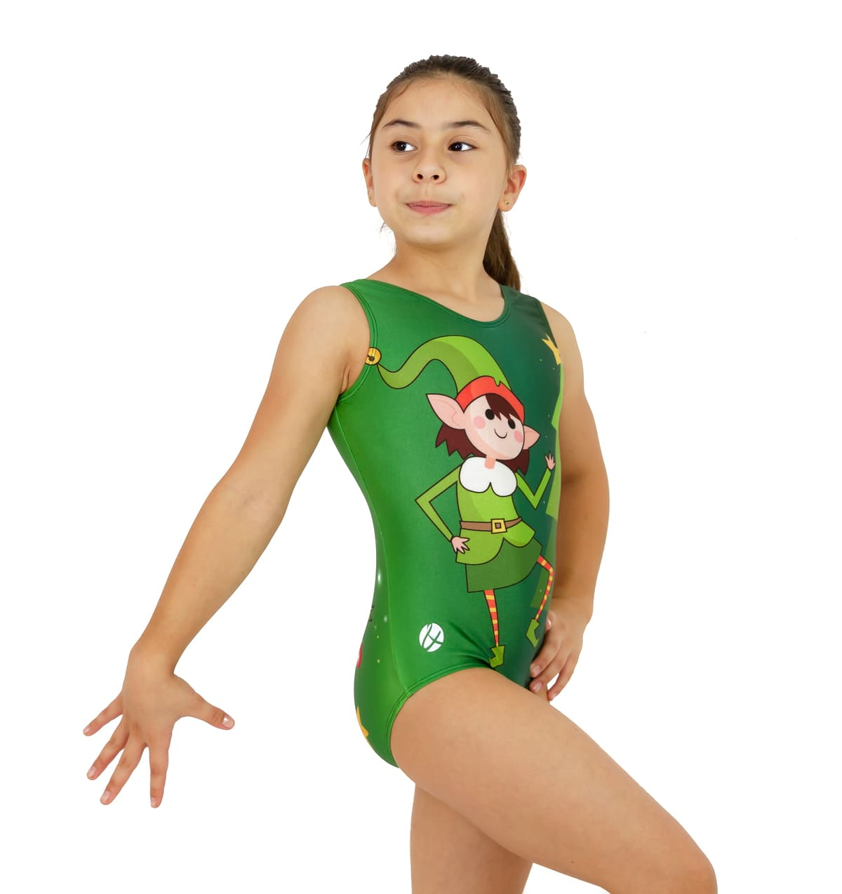 ELF & GRINCH TANK LEOTARD