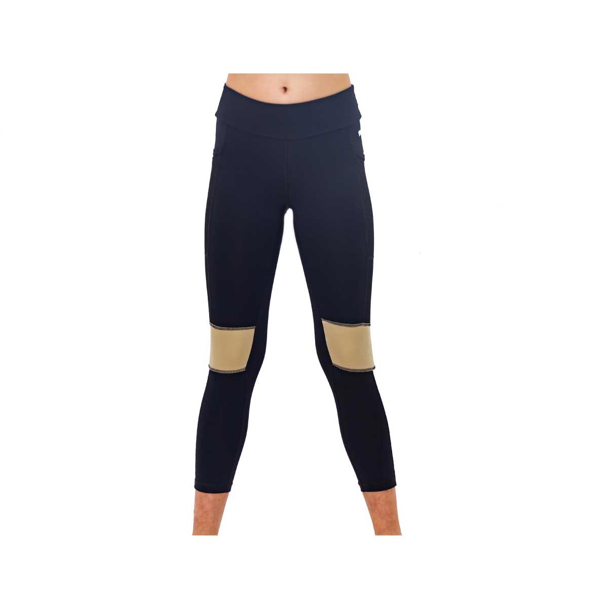 GIRL'S ENERGY GOLD LEGGINGS