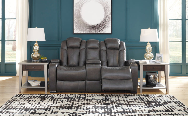 Turbulance Signature Design by Ashley Loveseat
