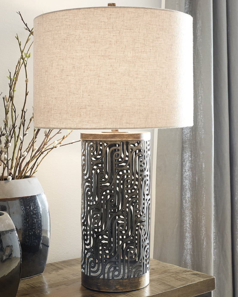 Dayo Signature Design by Ashley Table Lamp