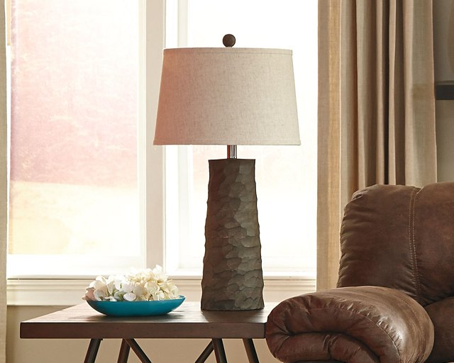 Sinda Signature Design by Ashley Table Lamp Set of 2