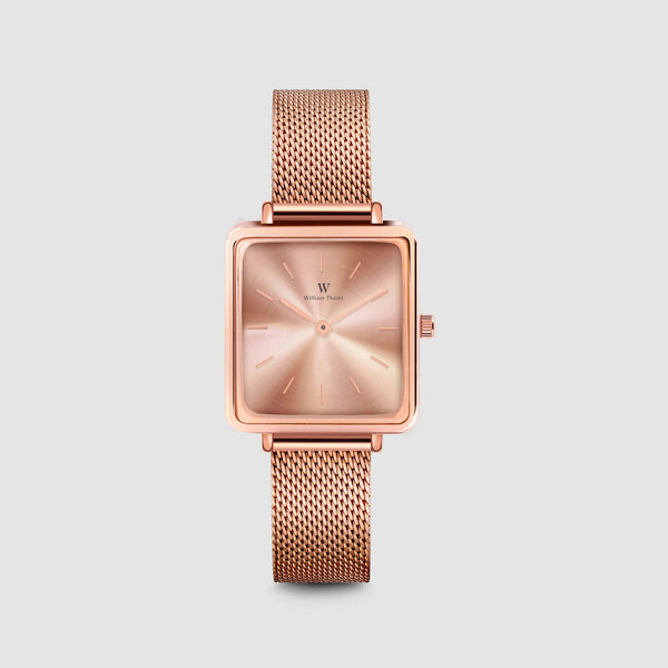 Square Full Rose | 32mm