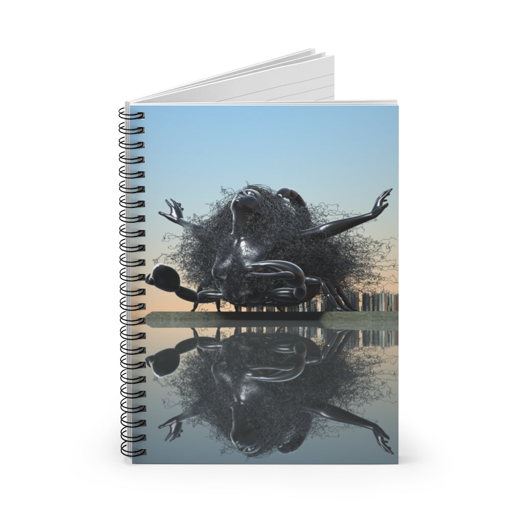 SCORPIO Spiral Notebook - Ruled Line