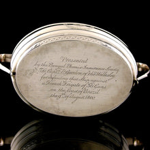 Load image into Gallery viewer, A French Revolutionary Wars Naval Engagement Presentation Bowl, 1801
