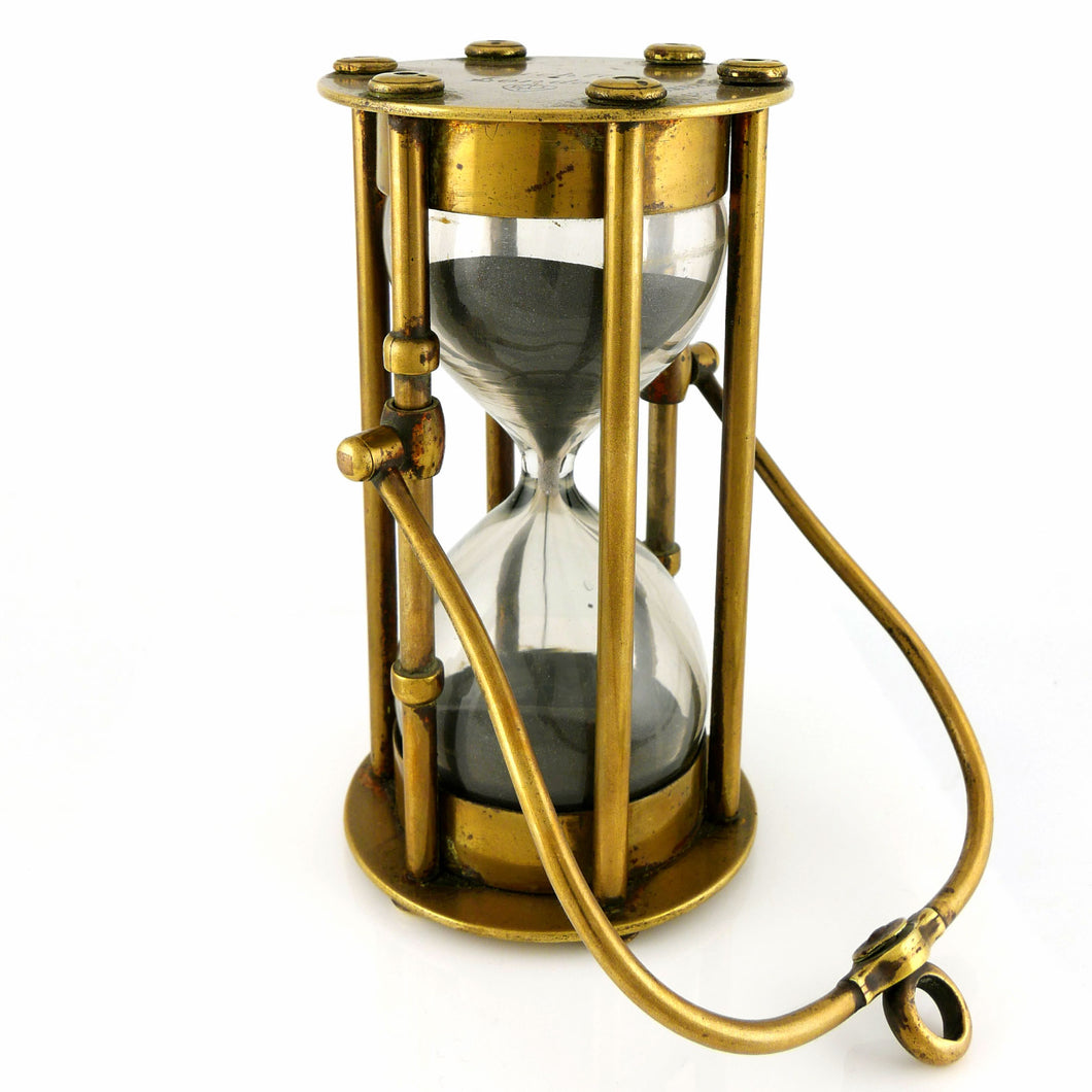 East India Company Maritime Service - A Watch Sandglass, 1832