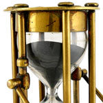 Load image into Gallery viewer, East India Company Maritime Service - A Watch Sandglass, 1832