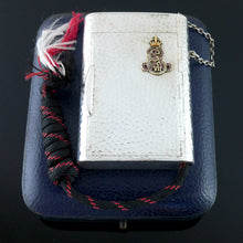 Load image into Gallery viewer, A Edward VII Royal Presentation Russian Style Silver Cigarette Case, 1904