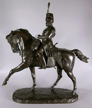 Load image into Gallery viewer, An Equestrian Bronze Figure of Albert Edward, Prince of Wales, 1875