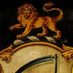 Load image into Gallery viewer, A George IV Armorial Panel of the Sneyd Family of Keele Hall, 1829