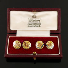 Load image into Gallery viewer, 9th Queen's Royal Lancers Cufflinks, circa 1920
