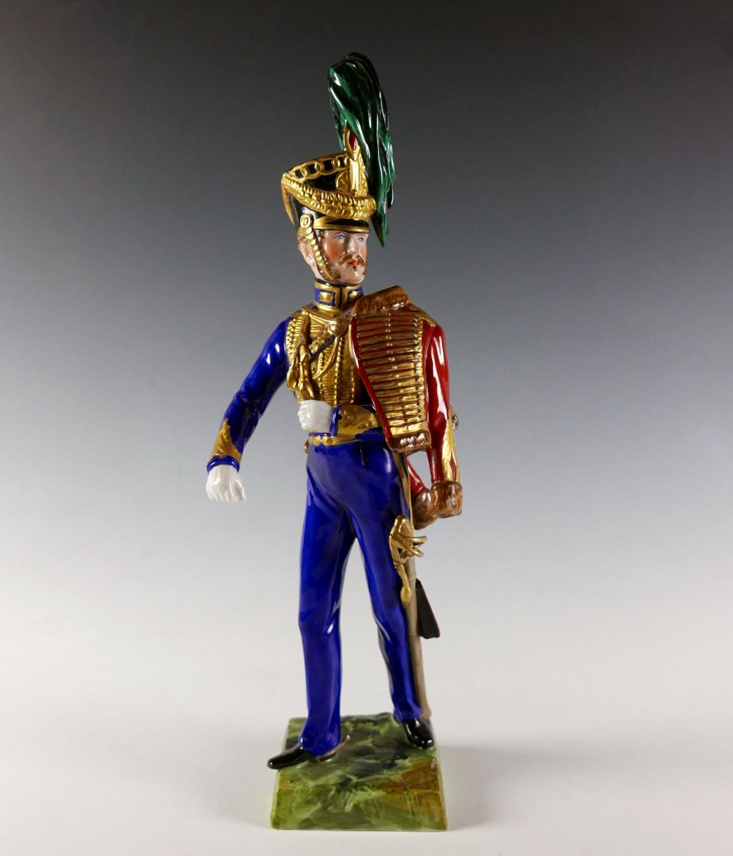 Officer, 10th Royal Hussars, 1830