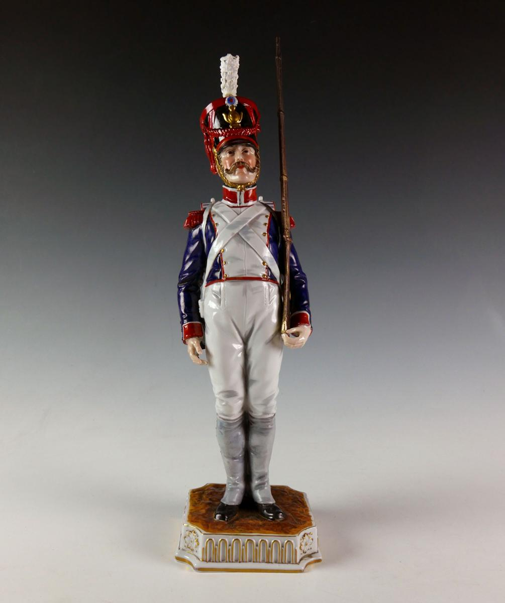 Soldat, Guarde Nationale, 1812