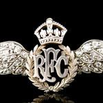 Load image into Gallery viewer, Royal Flying Corps Brooch